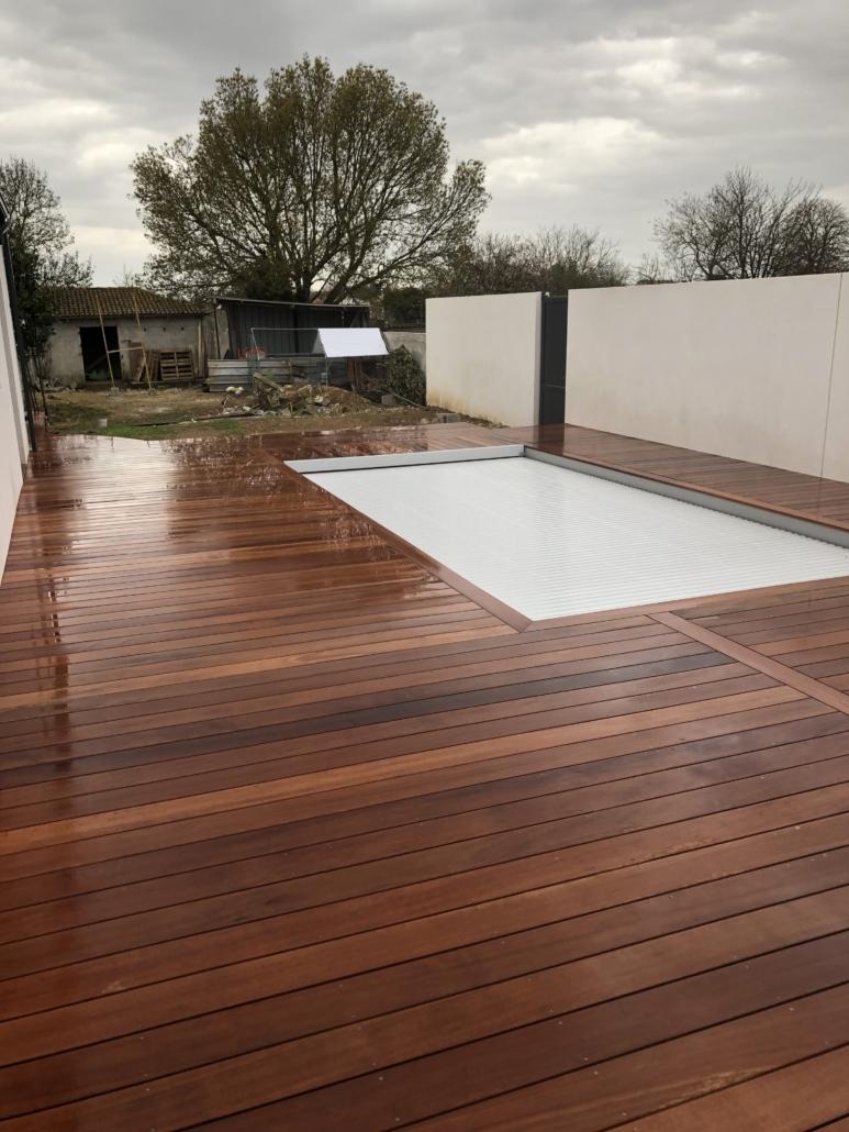 Terrasse & piscine